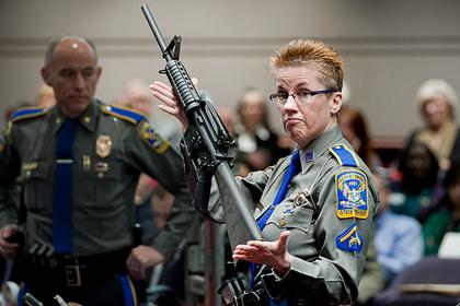 Американцы раскупили орудие …