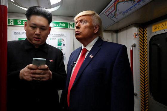Как и почему США и КНДР отложили Третью мировую