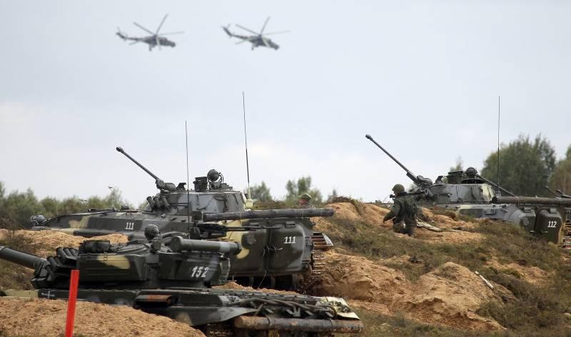 Учения «Запад-2017»: скрытая репетиция войны с НАТО