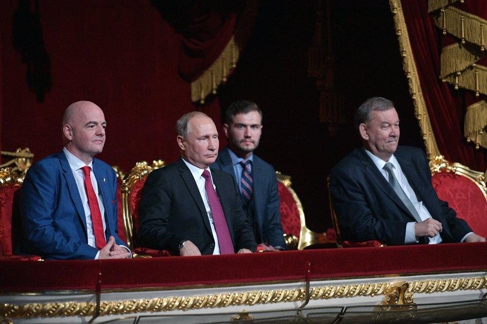 Путин подвел итоги чемпионата мира по футболу