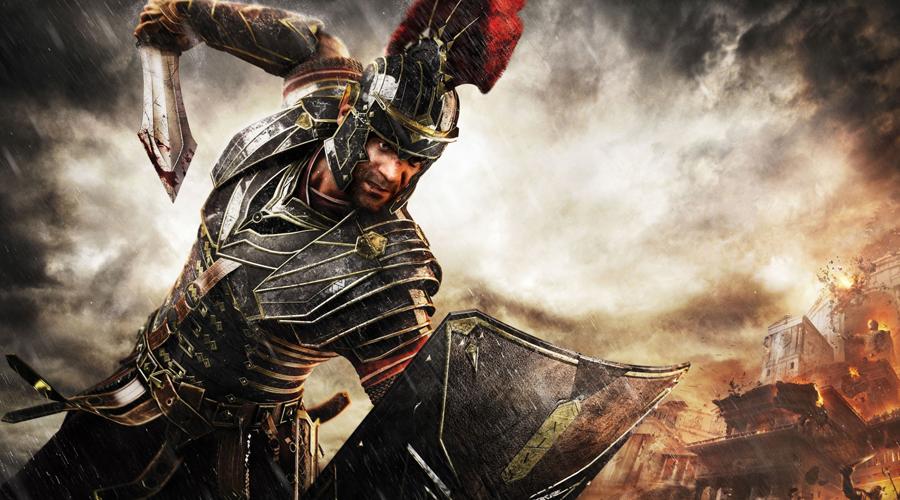 Противостояние викинги-римля…