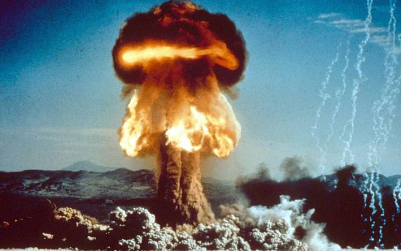 Ограниченный ядерный размен. Россия начинает и выигрывает?