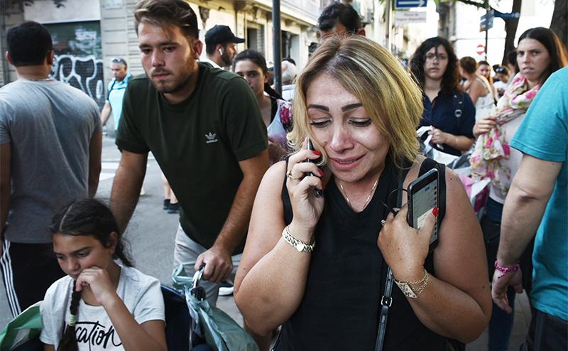 Барселона: Страх и ужас в Европе сеют специально