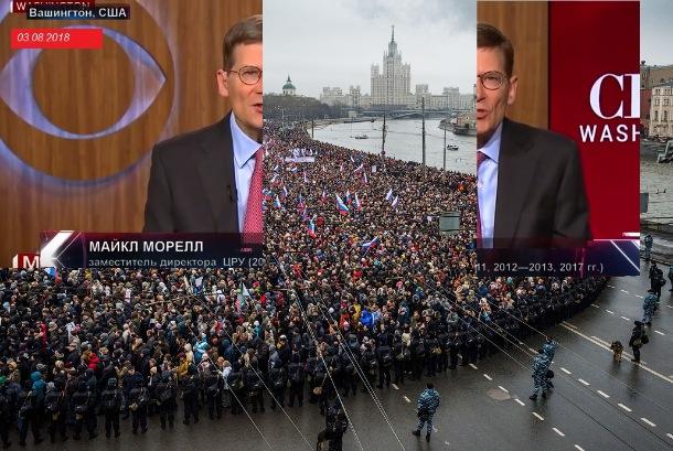 Нападение уже на Империю: вскорости красная и либеральная оппозиции выступят.