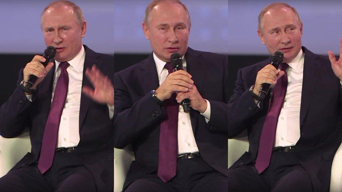Названо место проведения пресс-конференции Путина