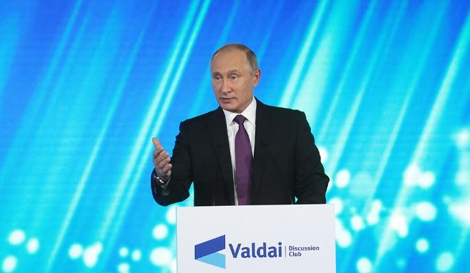 Путин отчитал Европу за глупые ошибки