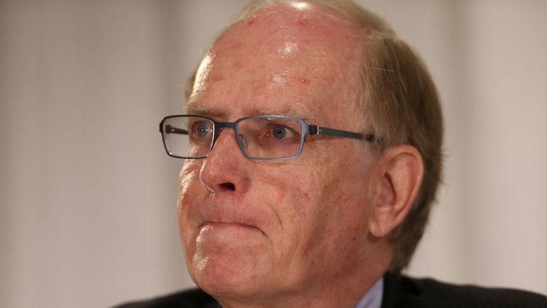 Макларена разочаровала реакция мирового сообщества на его доклад
