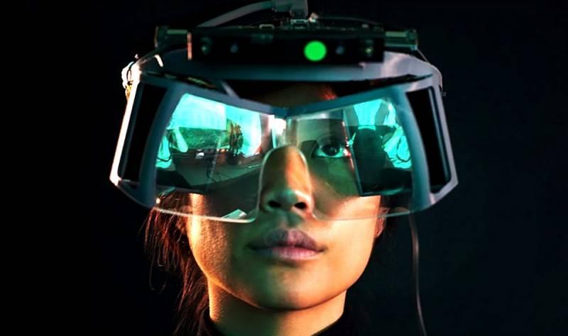 «Виртуальная реальность» захватывает мир
