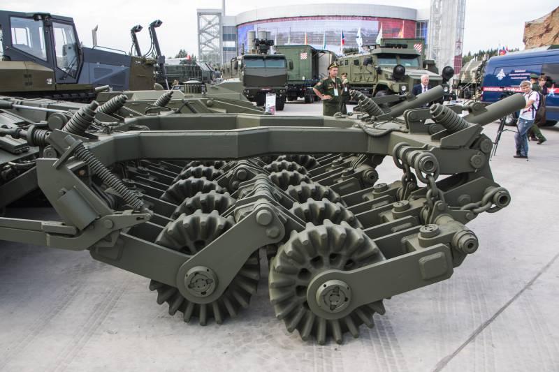 БМР-3МА. Без ошибок для сапера