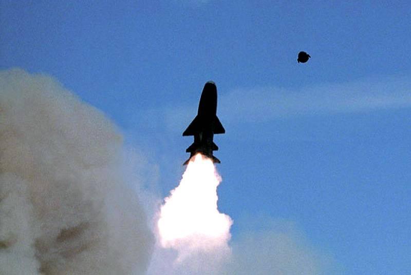 Запуск «убийцы авианосцев» попал на видео
