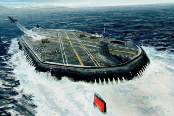 Проект 941-бис: что будет уметь новый подводный авианосец России