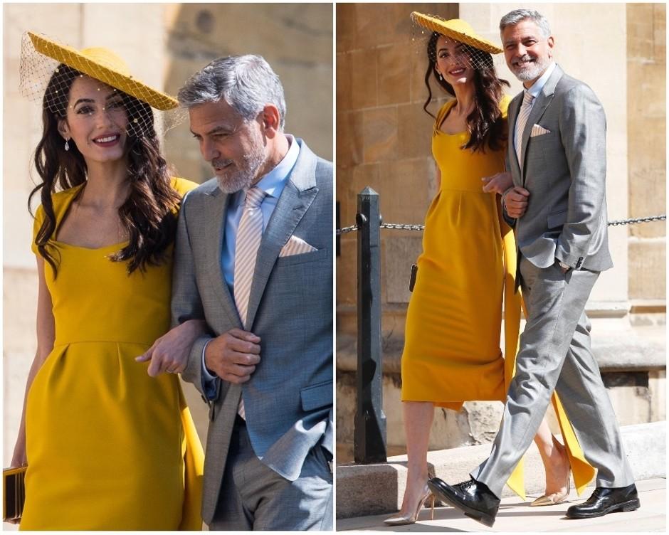 В моду вошел желтый цвет: как его носят королевские особы и первые леди