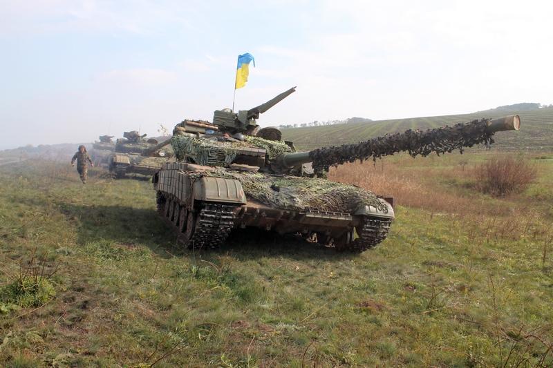 Донбасс в огне: обстановка на вторую половину дня 21 мая 2018 года