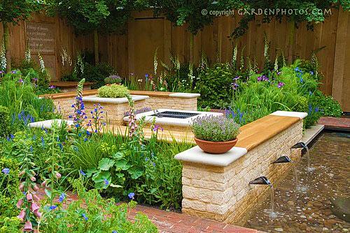 фото дизайн дачного двора