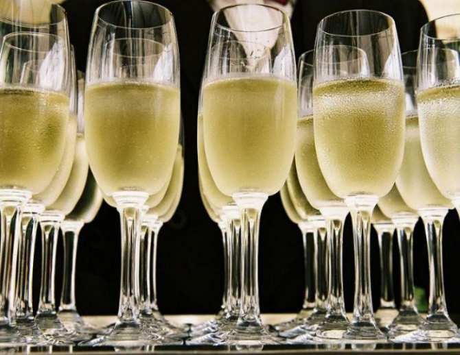 Шампанское может подорожать …