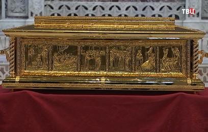 Поклониться мощам Николая Чудотворца в Москве можно будет уже в понедельник