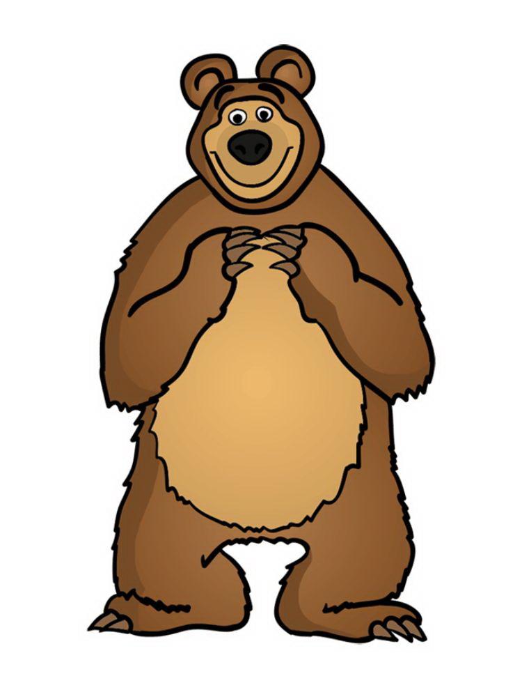 Как правильно пугать медведей