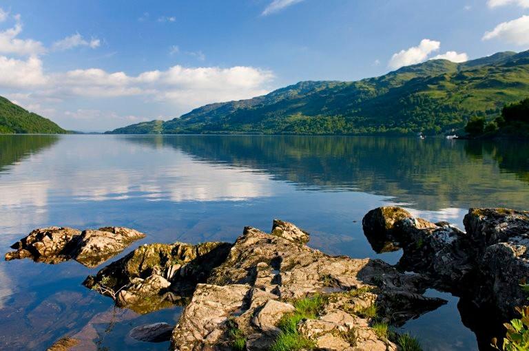 Озеро Лох-Ломонд Rough Guide, голосование, канада, конкурс, куда поехать, опрос, самые красивые страны, шотландия