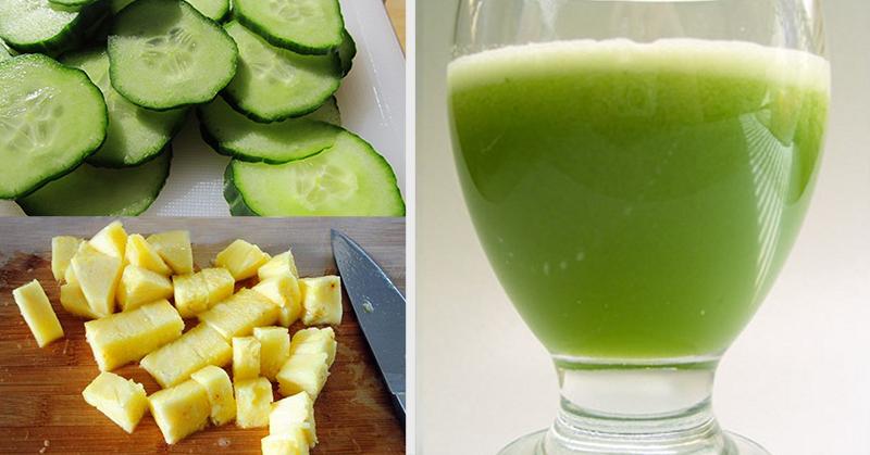 «7 дней — 7 стаканов» — методика, которая избавляет от брюшного жира!