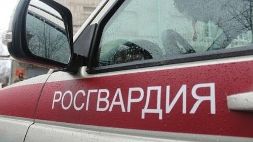 В Москве задержали мужчин, с ножом угрожавших сотрудникам Росгвардии