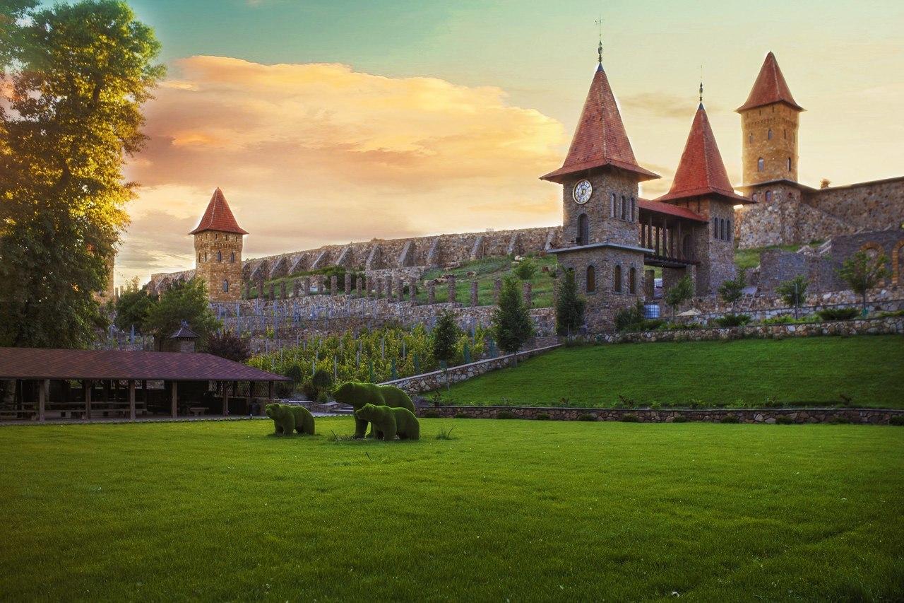 Красоты России. Ожившая сказка Ростовской области