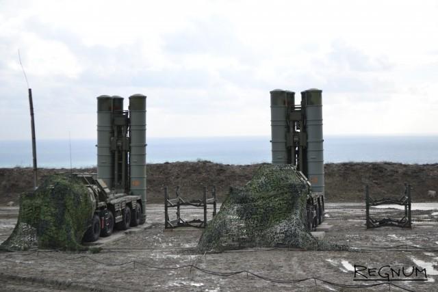 Ближний Восток переходит под контроль группировки ПВО России