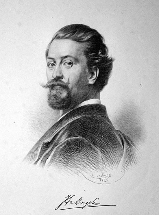 Художник Heinrich von Angeli (1840 — 1925). Мастер жанровой и портретной живописи