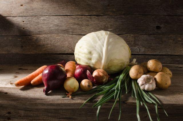 В песке и опилках. 33 совета, как сохранить свой урожай до Нового года
