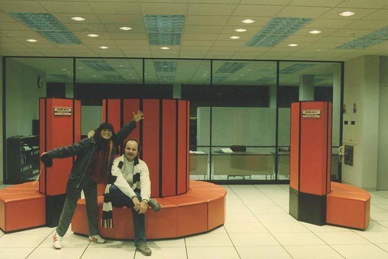 Самые мощные суперкомпьютеры история, компьютеры, прогресс