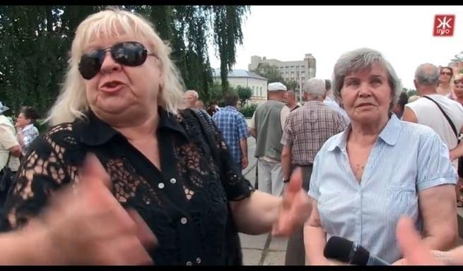 Нет, есть на б.Украине смелые люди, которые рискуют, отказываясь молчать - погибают, но не сдаются!