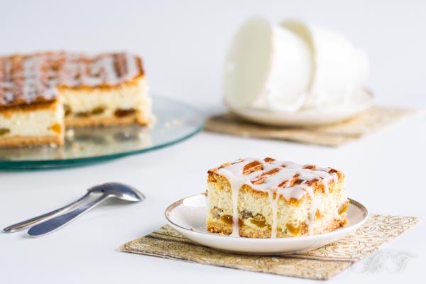 Краковский сырник: нежное песочное тесто с воздушной и легкой начинкой