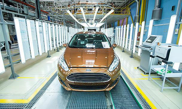 Ford закроет два завода в России. Там выпускают Focus, Fiesta, Mondeo и EcoSport