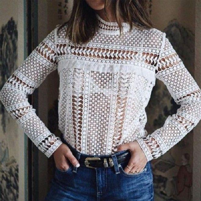 блузки женские фото