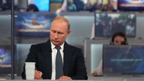 Как Россия собирается раздав…
