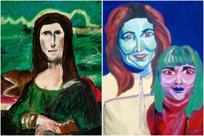 Музей плохого искусства музей, Искусство, плохое искусство, необычные картины, Бостон, длиннопост