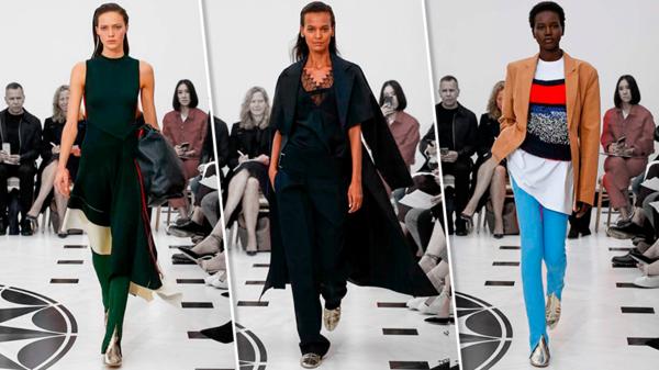 Новая коллекция Victoria Beckham весна-лето 2018 покорила модных критиков