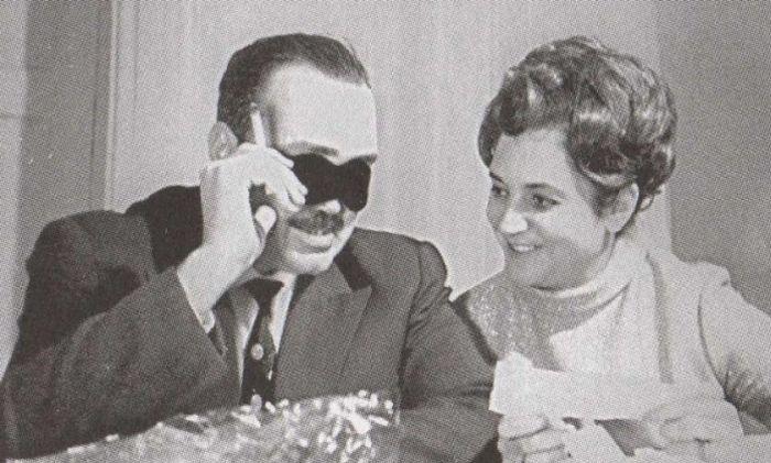 Эдуард Асадов и Галина Разумовская: Любовь с широко открытыми сердцами