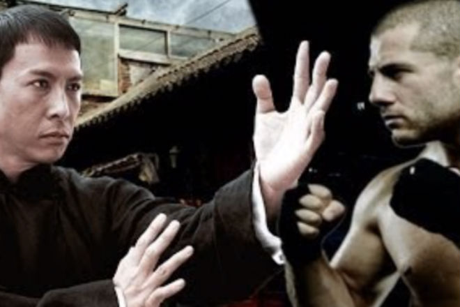 Вин Чун против ММА: реальный бой