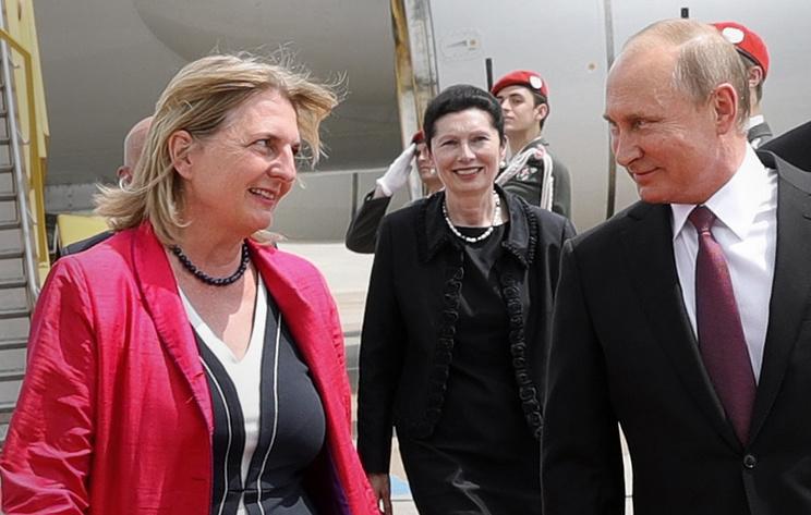СМИ узнали о подарке Путина …