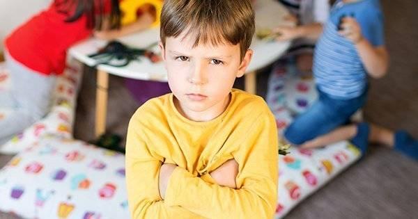 Русская угрюмость в генах. Ребенок отказался ходить в американский садик
