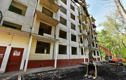 Госдума обсудит налоговые льготы по программе реновации 19 июля