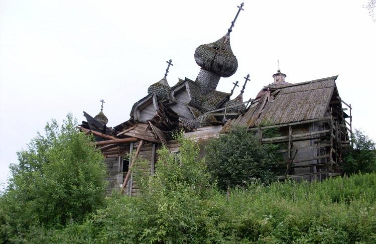 Синдром российского села: на…