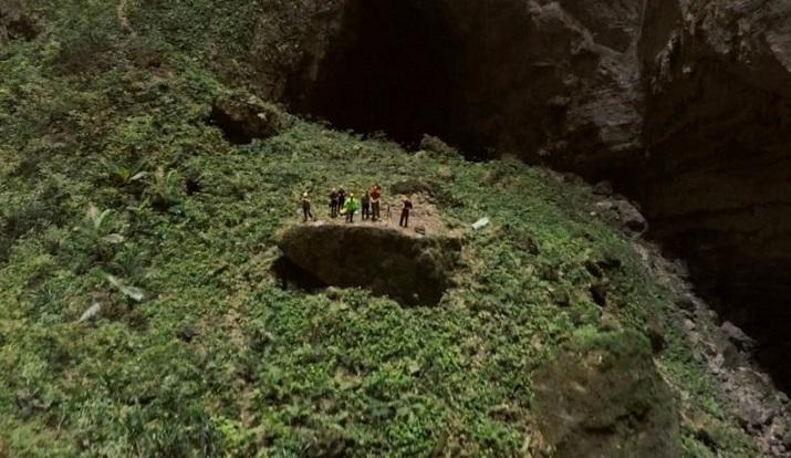 Пещера Шондонг.