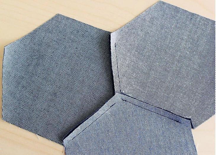 Коврик из старых джинсов: мастер-класс