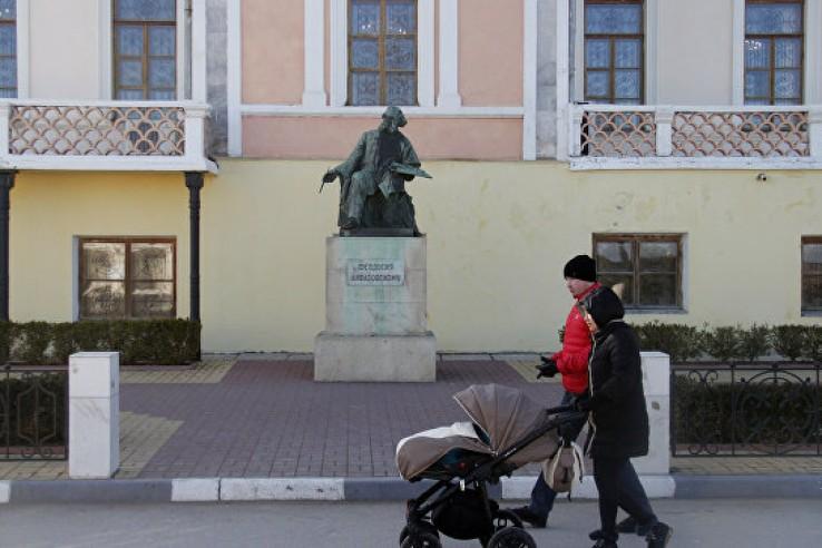 Картинной галерее Айвазовско…