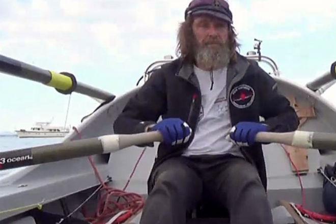 Федор Конюхов: на веслах через тихий океан