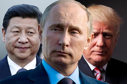 Все западные политики кричат — наказать Россию и русских, а Путину скучно…
