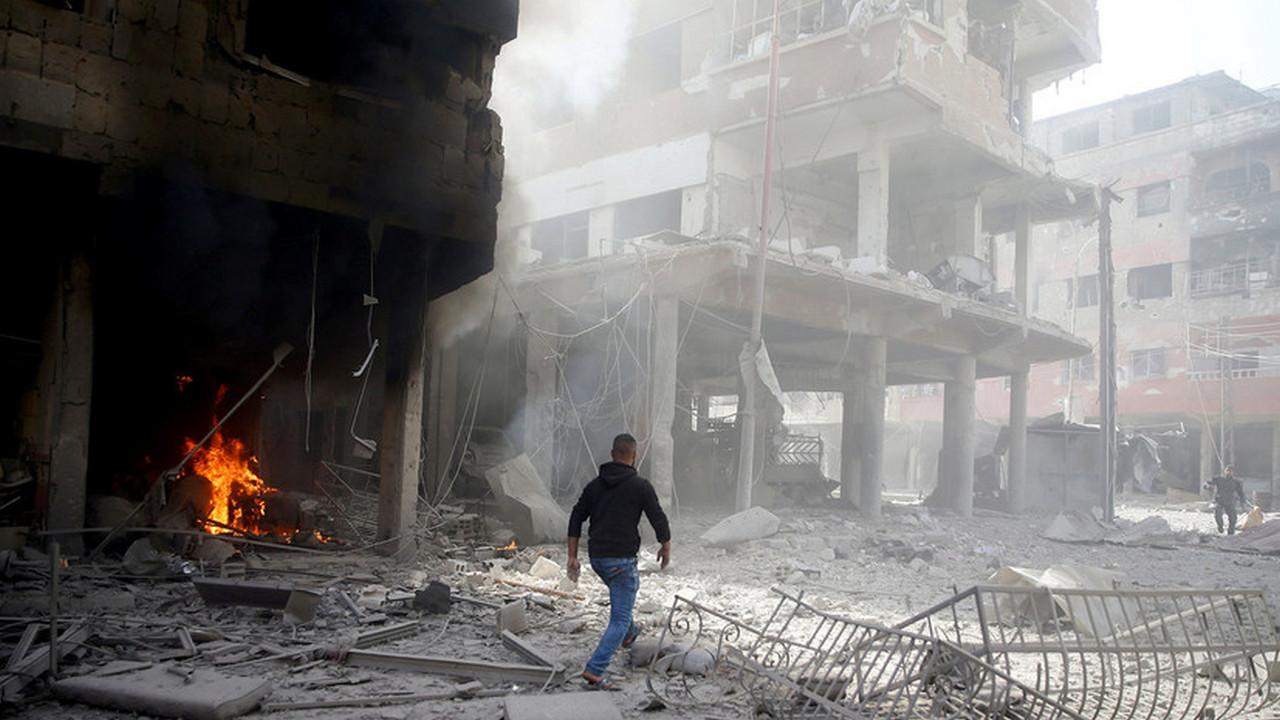 В ООН назвали начало февраля одним из самых кровопролитных периодов конфликта в Сирии