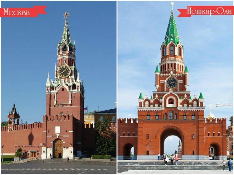 Как две капли: места в Москве и похожие в других городах
