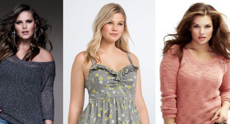 Интересные стрижки для полных женщин с фото